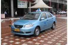 Blue-Taxi