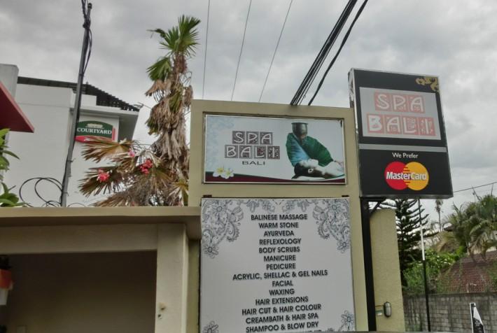 スパ・バリ・ Spa Bali