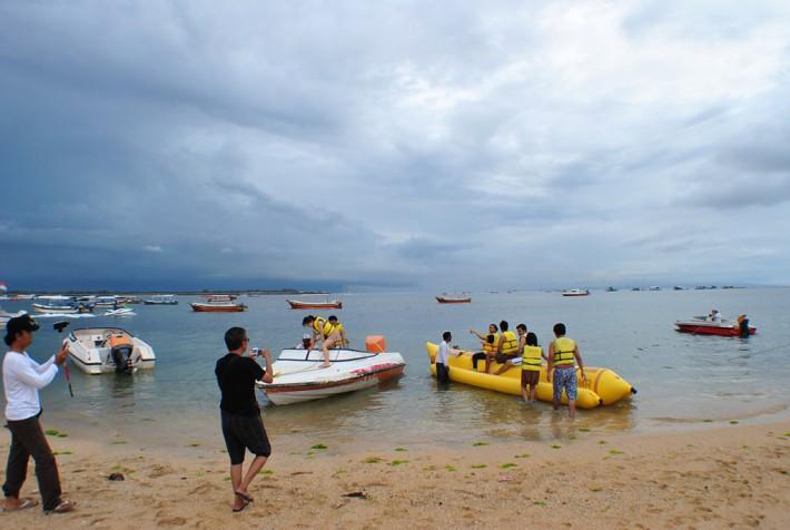 バリ海を満喫マリンスポーツ&ショッピング パッケージ