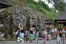 「バリ島現地観光ツアー情報」全くの謎 ゴアガジャ遺跡(象の洞窟)