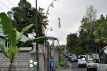 「バリ島現地観光ツアー情報」避暑地 高原ブドゥグル市場の日常