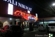 「バリ島現地食べ歩き情報」クタは、意外にも海鮮中華店が多いんです!!BALI NIKMAT