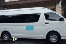 バリ島観光は、快適な車両しか使用しません!