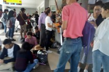 緊急情報 本日 バリ島空港閉鎖 しました