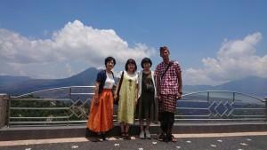 バリ島現地観光ツアータマツアーバリのお客様の声お客様写真