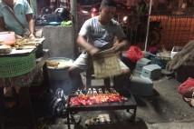 パサール・バドゥン 庶民の市場は、ダイナミック!