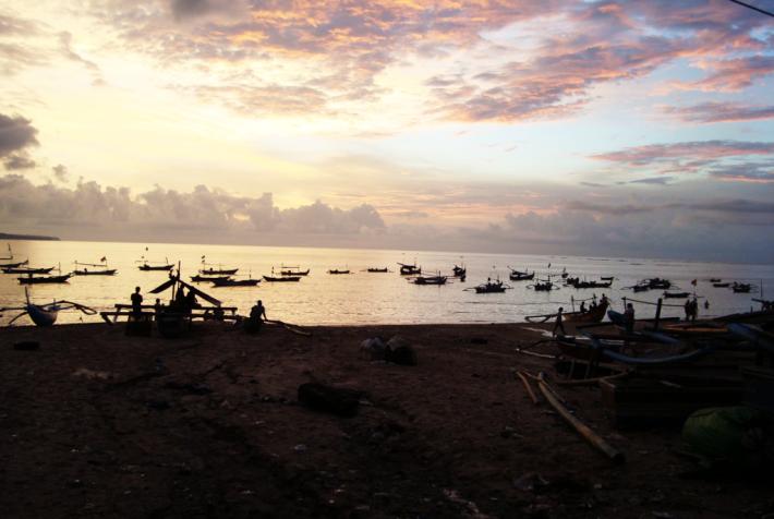 漁師村クドンガナン(1)